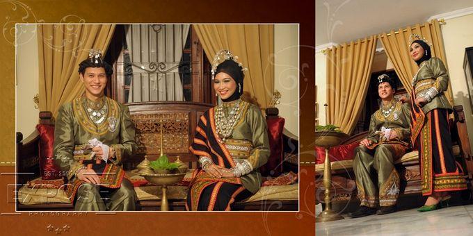 Rara & Fajri by Expose Wedding Photography - 013