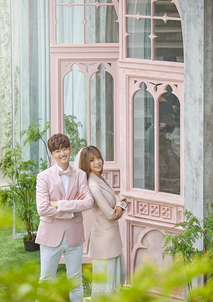 Korea Pre-Wedding Photoshoot - Studio 29 by Willcy Wedding by Willcy Wedding - Korea Pre Wedding - 008