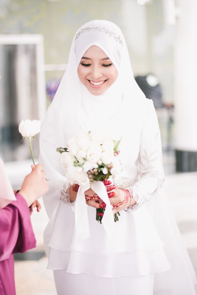 The Solemnization of Alya and Amir by Hanif Fazalul Photography & Cinematography - 005