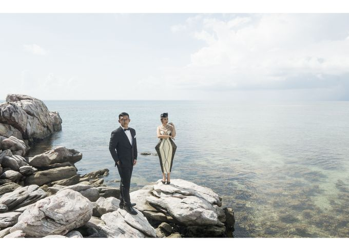 PRE - WEDDING RICARDO & YURIKE by storyteller fotografie - 013
