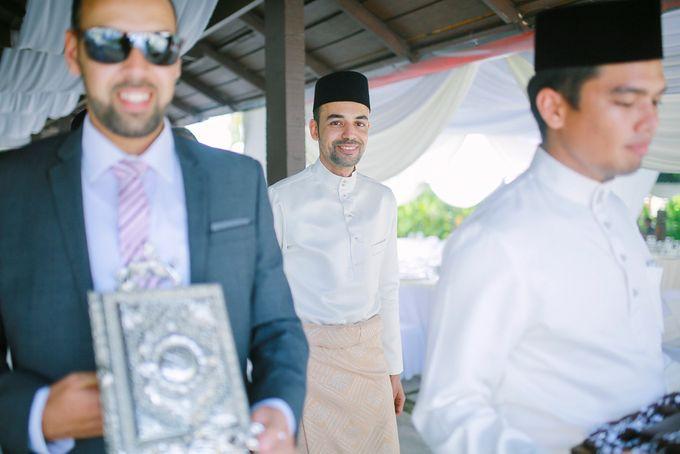 RAIHANA & MOHAMMAD by The Rafflesia Wedding & Portraiture - 013