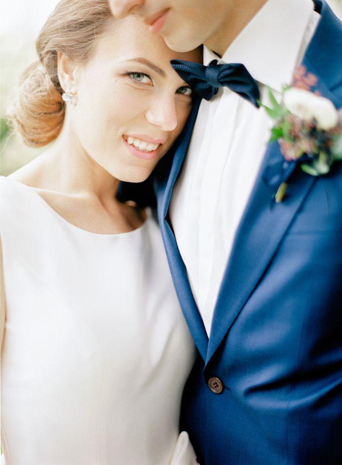 Golf club wedding for Nikolay and Kristina by BMWedding - 013