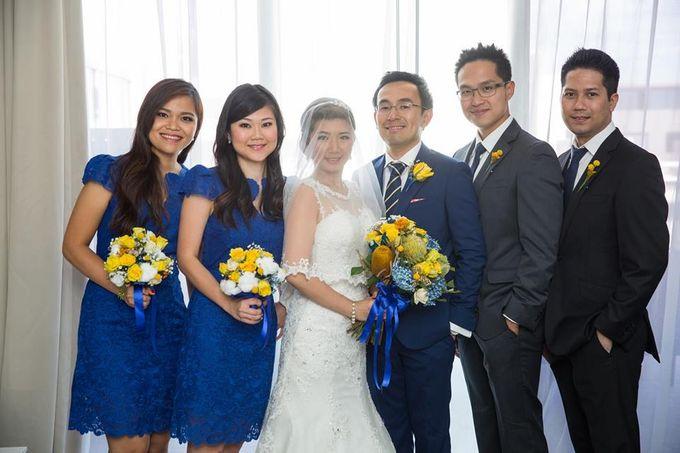 My amazing dream wedding by SS Florist - 008