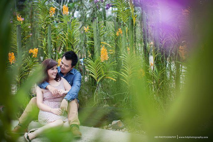 Rizky & Yeni Pre-Wedding by HD Photography - 004
