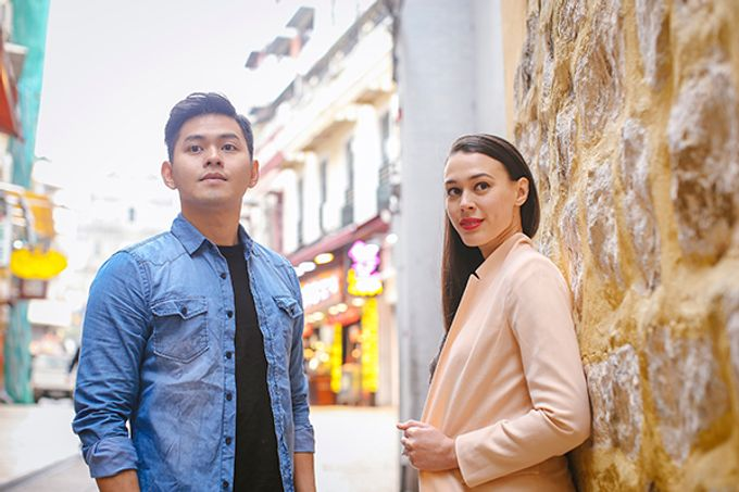 Silver and Jenn Macau Engagement Session by Leighton Andante - 015