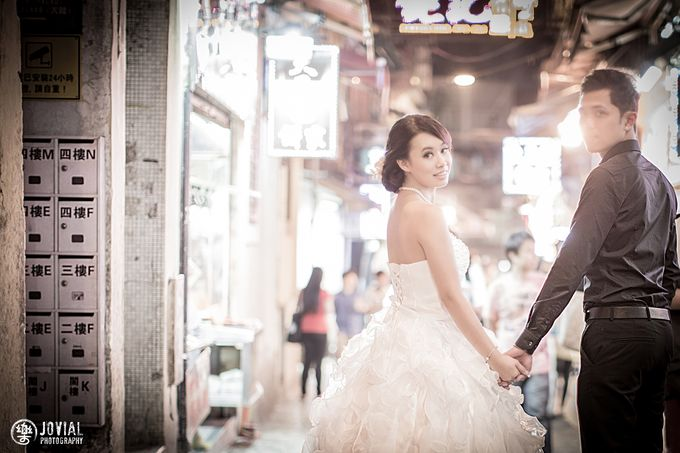 Wedding Actual Day & Pre Wedding by Jovial Photography - 039