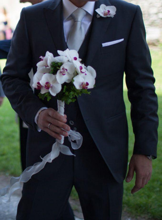 Romantic light pink wedding by Sogni Confettati - 002