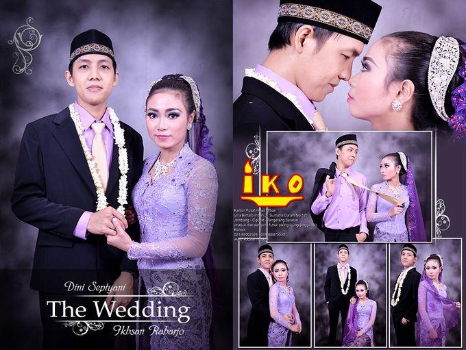 Rias & Busana Pengantin by IKO Catering Service dan Paket Pernikahan - 010