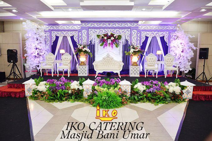 Dekorasi Pelaminan by IKO Catering Service dan Paket Pernikahan - 012
