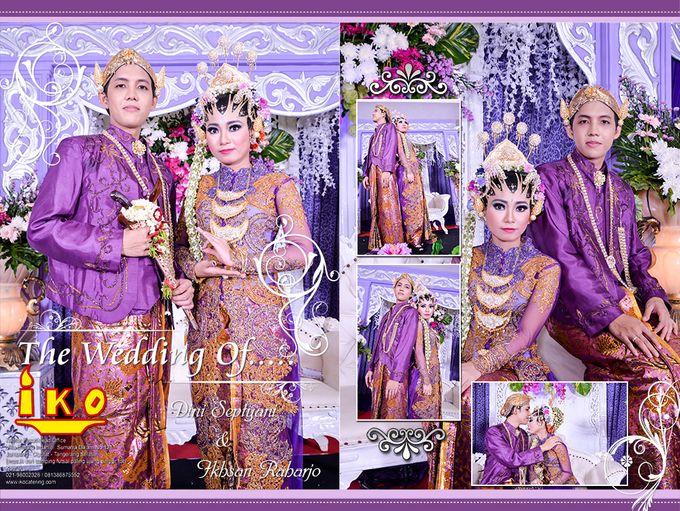 Rias & Busana Pengantin by IKO Catering Service dan Paket Pernikahan - 011