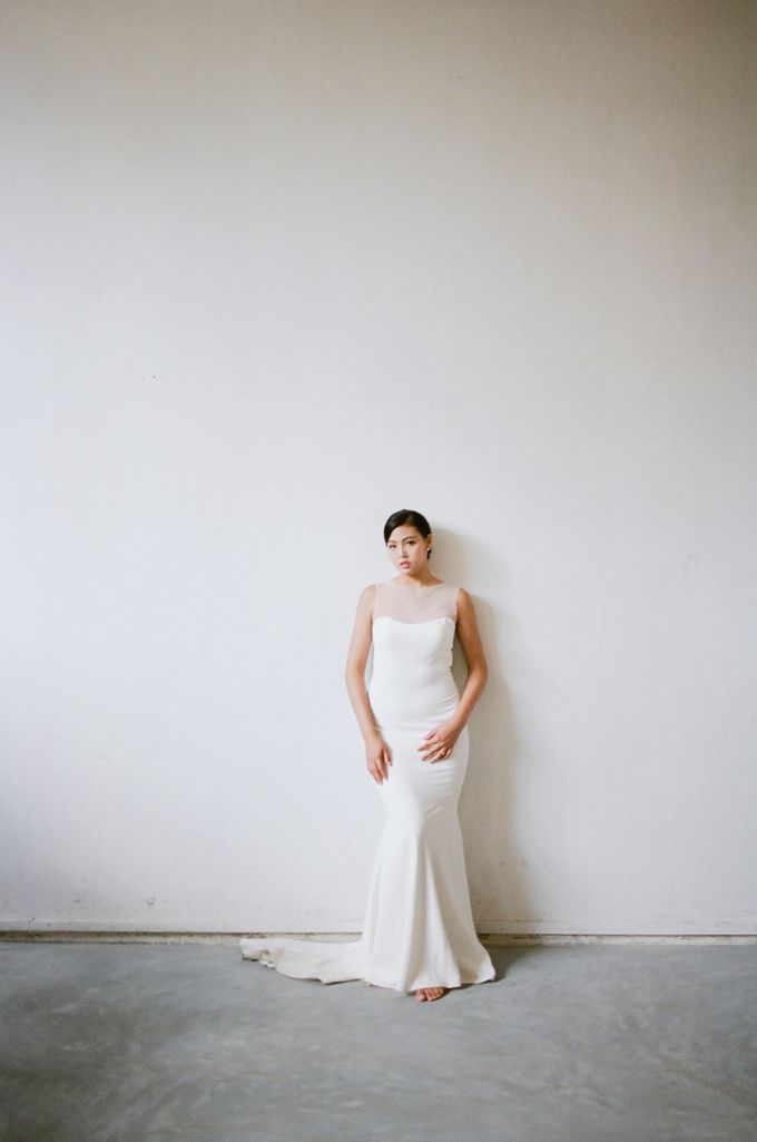 Asian Minimalist Editorial by The Prelude Bridal - 012