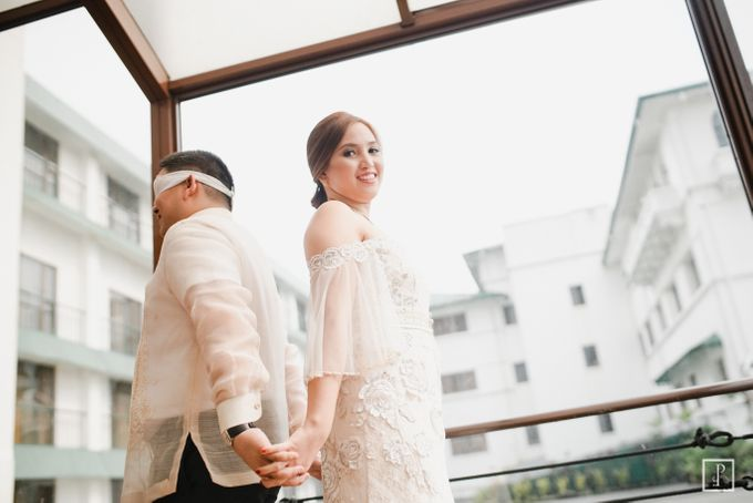 A Modern Filipiniana Wedding of Richie & Kyle by Peach Frost Studio - 033