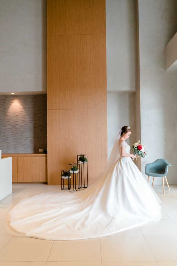 Mark & Tin A Royal Themed wedding by Peach Frost Studio - 017