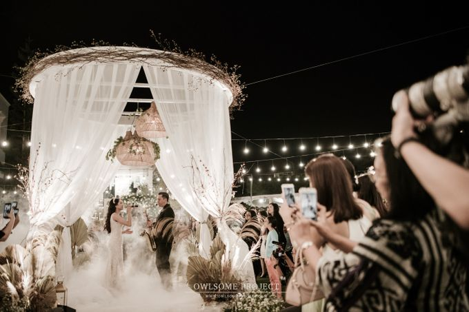 The Wedding of Budiman and Eunike by Elior Design - 002