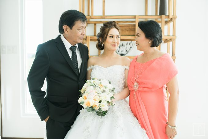 A Modern Peach Themed Tagaytay Wedding by Peach Frost Studio - 015