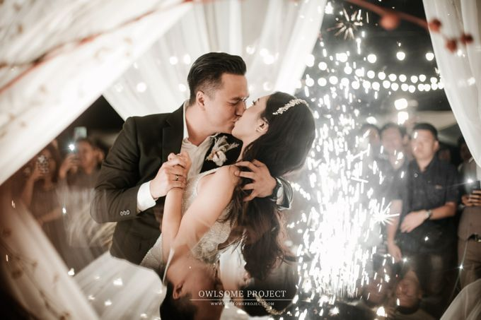 The Wedding of Budiman and Eunike by Elior Design - 006