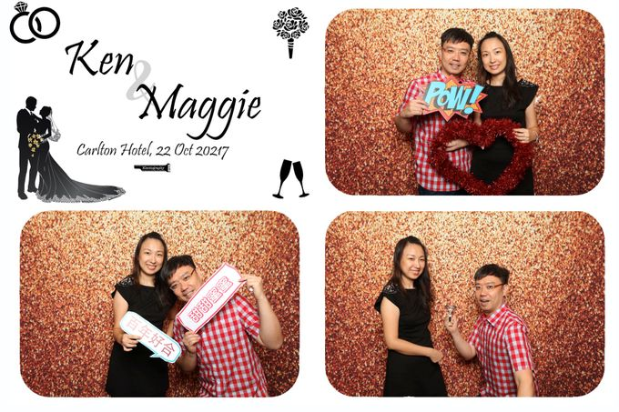 Ken and Maggie by Carlton Hotel Singapore - 014
