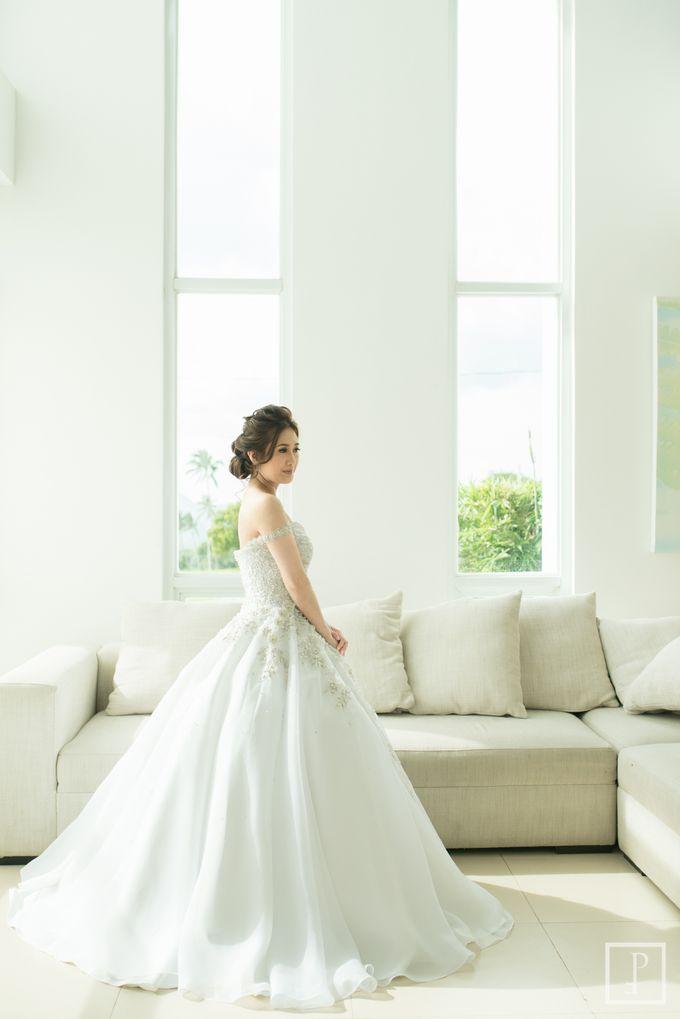 A Modern Peach Themed Tagaytay Wedding by Peach Frost Studio - 016