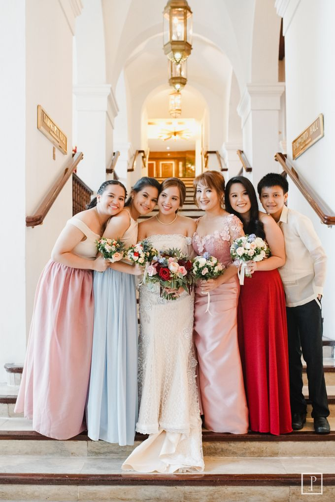 A Modern Filipiniana Wedding of Richie & Kyle by Peach Frost Studio - 036