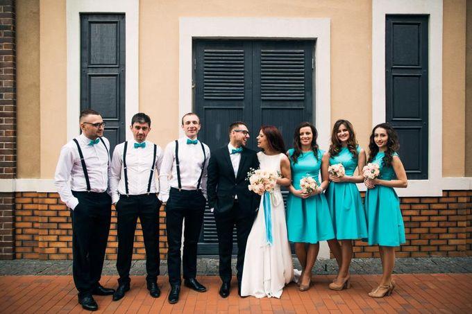 Tiffany Wedding by Caramel Events - 014