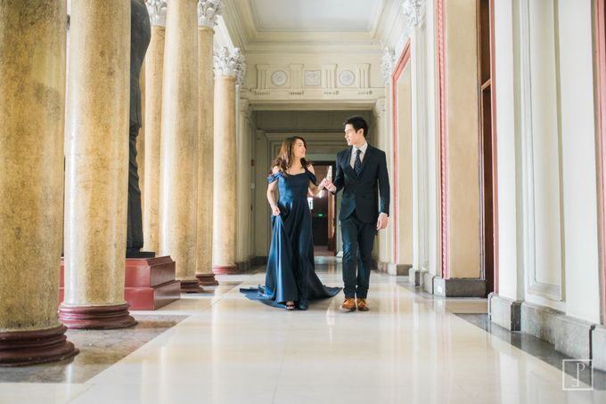 College Sweethearts  School Themed Engagement session with an Elegant twist by Bride Idea - 016