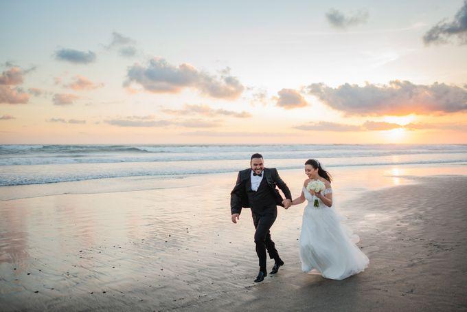 Wedding Hicham & Aki by Putri Bali Makeup - 014