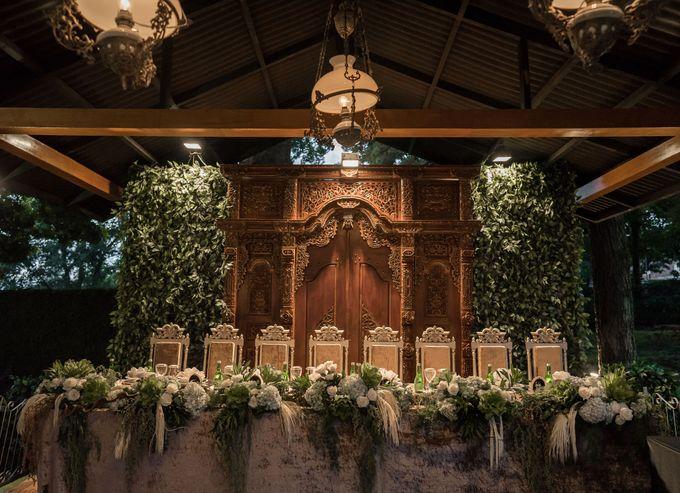 Wedding of Kicha & Bimo by Minity Catering - 006