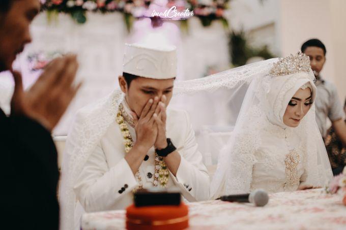 WEDDING RECEPTION OF ULFAH & DANAN by Imah Creative - 010