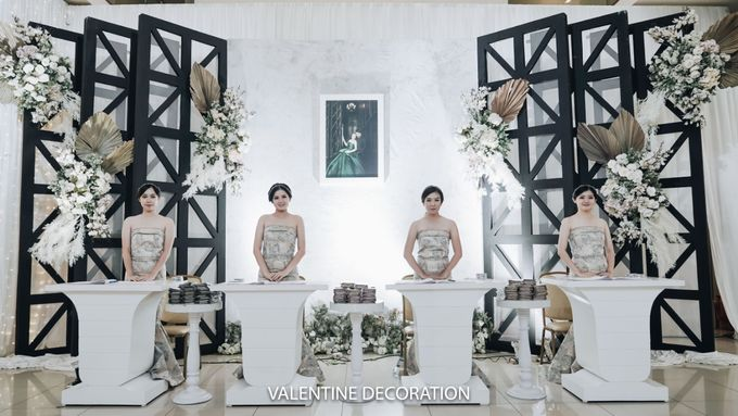 Sandy & Ferlina Wedding Decoration by TOM PHOTOGRAPHY - 015
