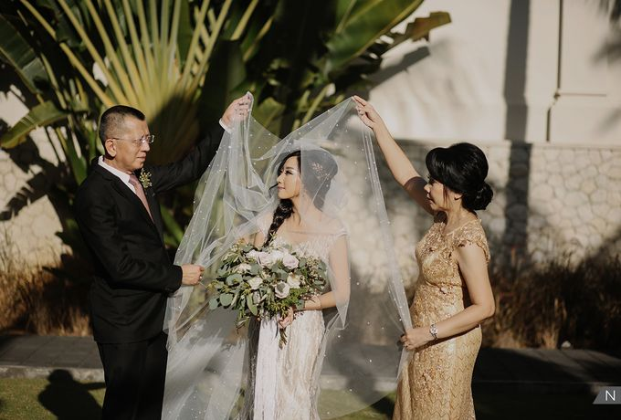 Rizky & Yosephine Wedding by Diorama Tailor - 014