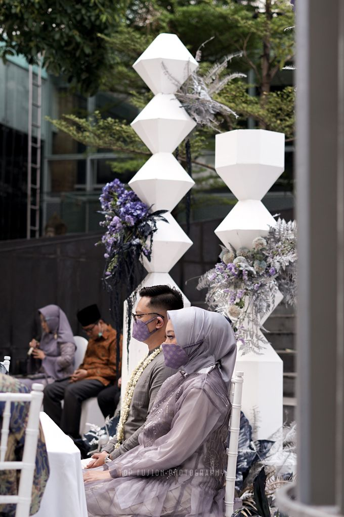 Amale & Azman by Hotel Indonesia Kempinski Jakarta - 006