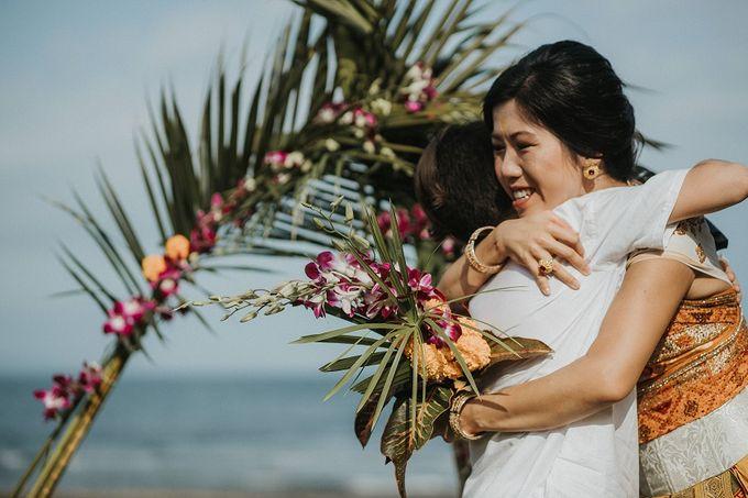 Nagisa Bali Wedding for Sacha & Ana by Nagisa Bali - 014