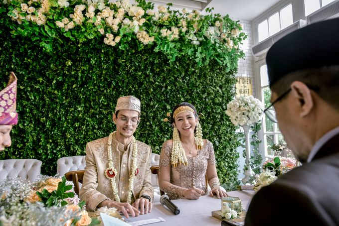 Dinda & Joppe | Wedding by Kotak Imaji - 015