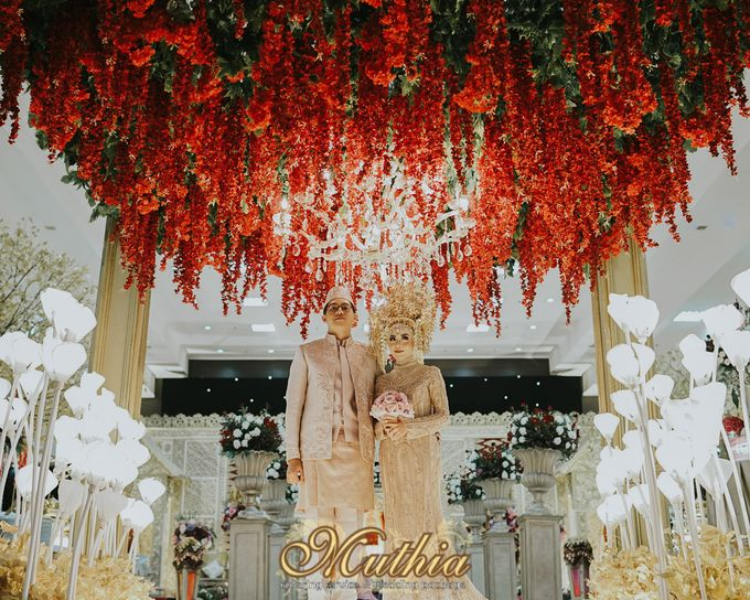 Wedding Of Tiari & Yoga by Muthia Catering - 001