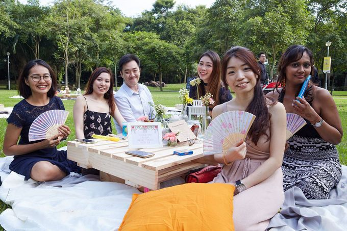 Picnic Wedding at the Park by Megu Weddings - 014