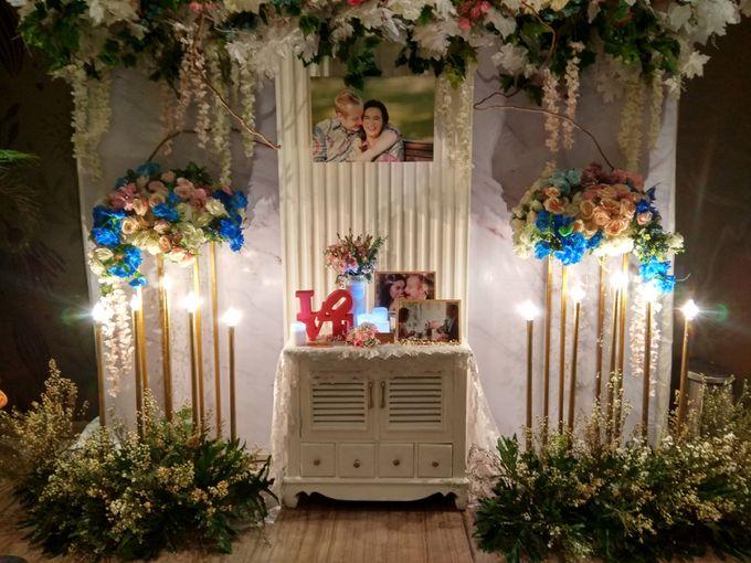 Dayne & Novita Wedding by deVOWed Wedding & Event Planner - 014