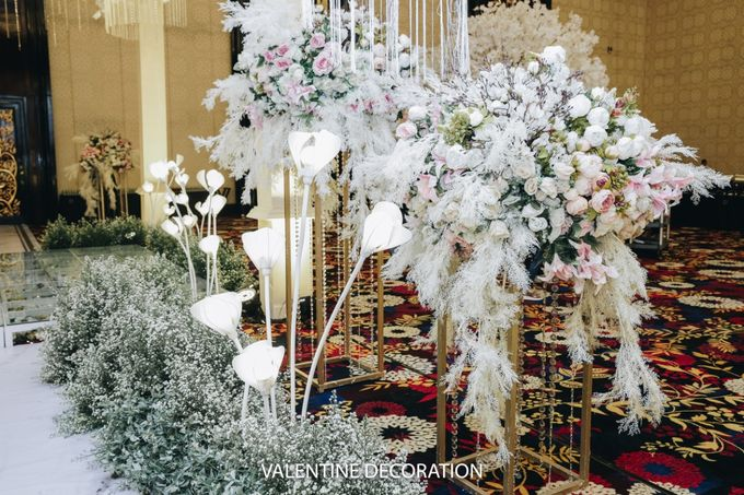 Ary & Dita  Wedding Decoration by MY MUSE BY YOFI - 014