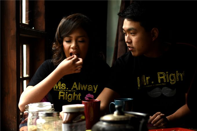 Abe & Loisa: Rehearsing Married Life by The Beauty Artisan: Pro High Definition Makeup by Jet Guison - 009