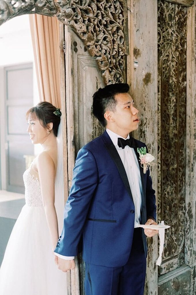 Wedding of Brian & Michelle by Nika di Bali - 014