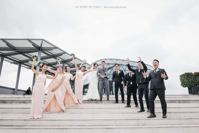 Ito & Jovi Wedding by My Story Photography & Video - 018