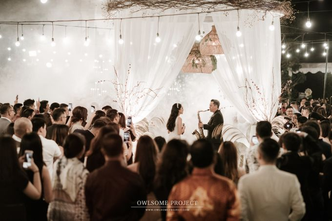 The Wedding of Budiman and Eunike by Elior Design - 007