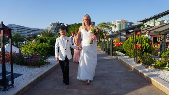 Wedding by the sea in Antalya -Lucy & Daniel- by Wedding City Antalya - 013