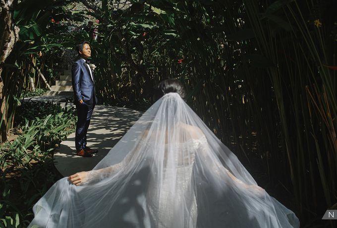 Reinaldo & Beatrice Wedding by NOMINA PHOTOGRAPHY - 014