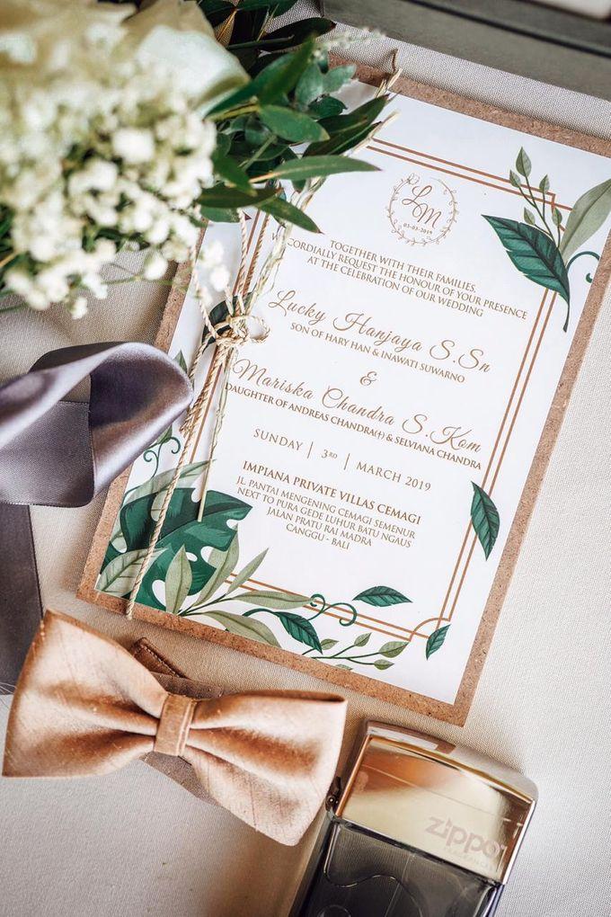In Honor of Lucky & Mariska by Bali Becik Wedding - 015