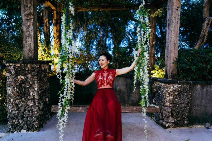 Kamaya Bali Wedding by White Roses Planner by White Roses Planner - 014