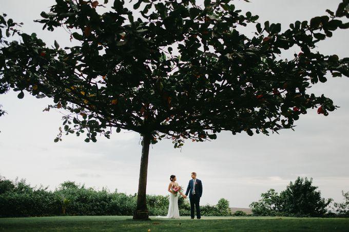 The Wedding of Mark & Maria by BDD Weddings Indonesia - 014