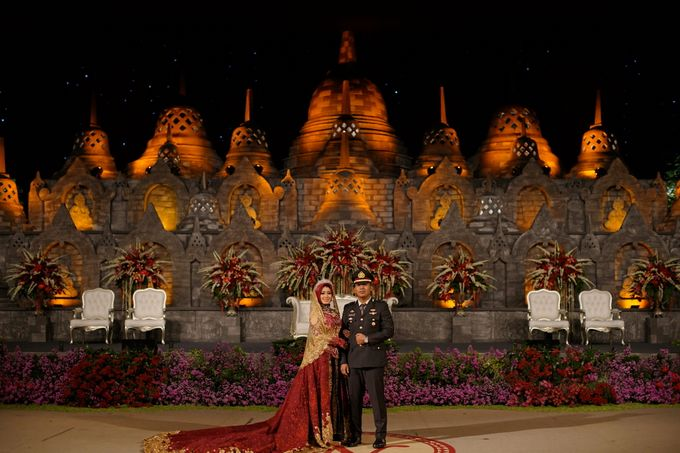 Nur & Utari wedding by isamare - 025