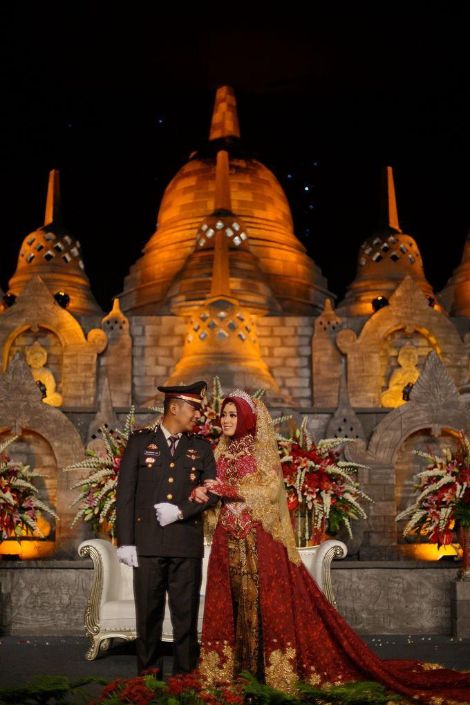 Nur & Utari wedding by isamare - 027