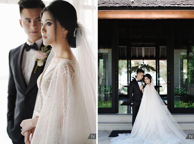 Jason & Brigitta Wedding by Majestic Events - 015
