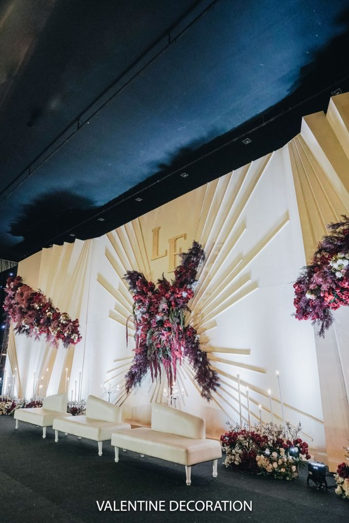Ludwig & Eve Wedding Decoration by Andy Lee Gouw MC - 014